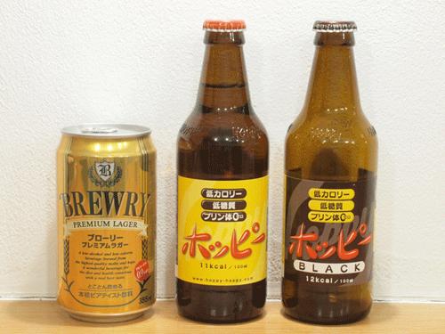 ノーではなくローアルコールのビール