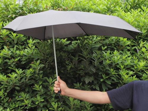 オチョコにならない折り畳み傘