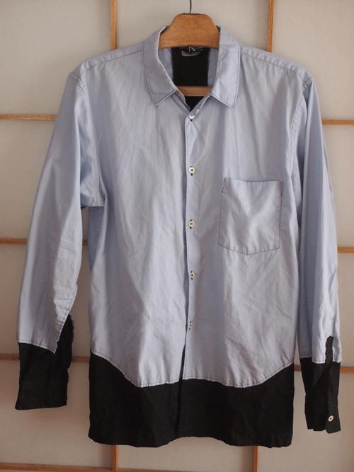 コムデギャルソンのシャツは面白い