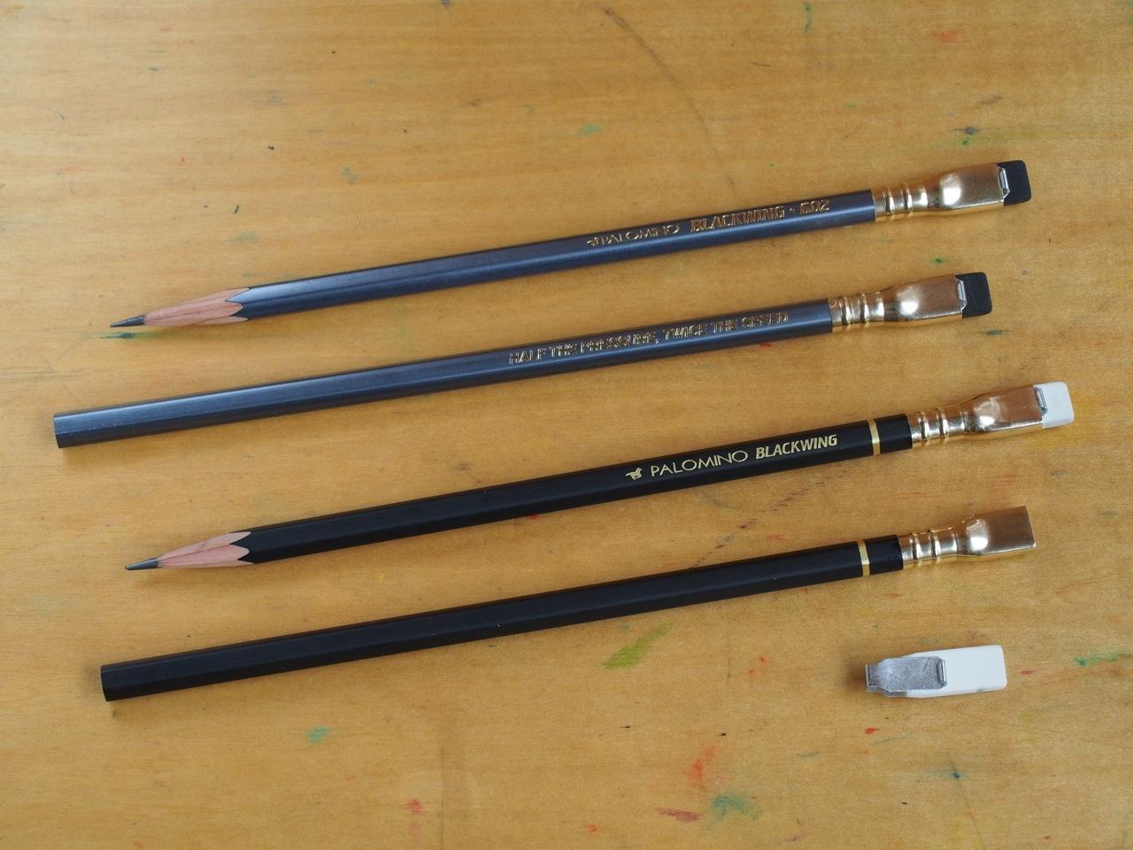 著名クリエーターが愛用した伝説の鉛筆