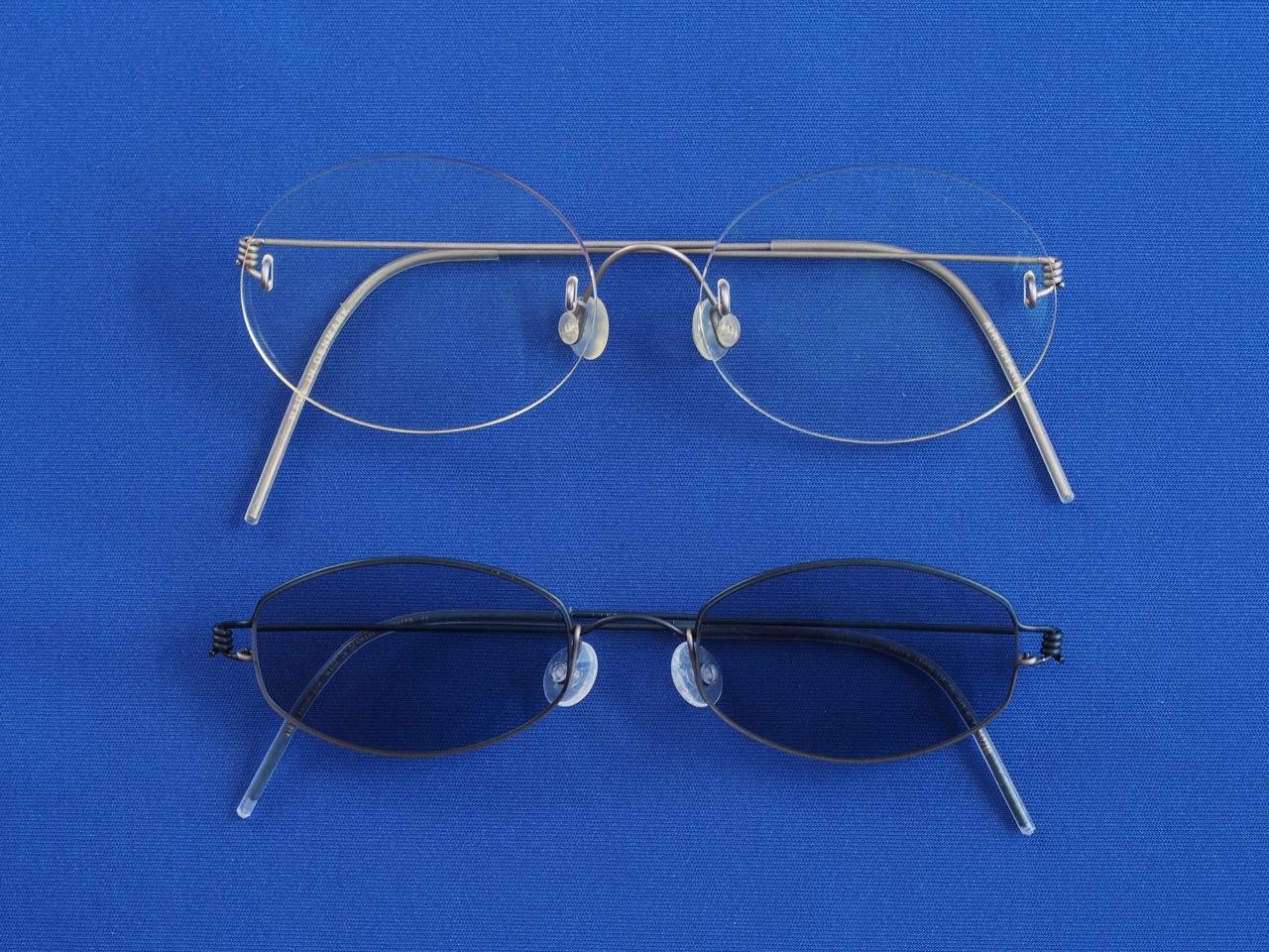 眼鏡の流行、付き合いはほどほどに