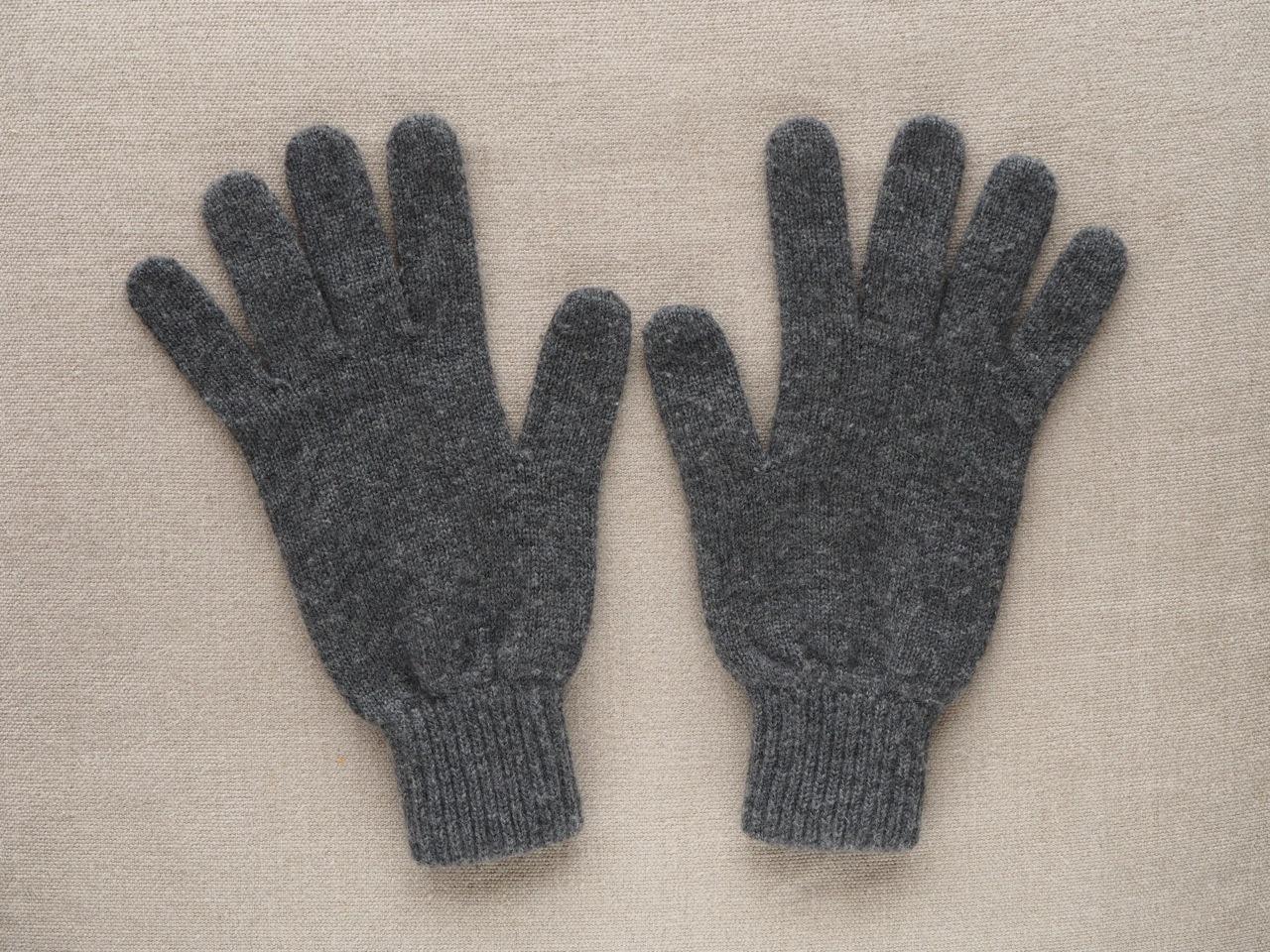 手袋は上等の軍手が良い理由
