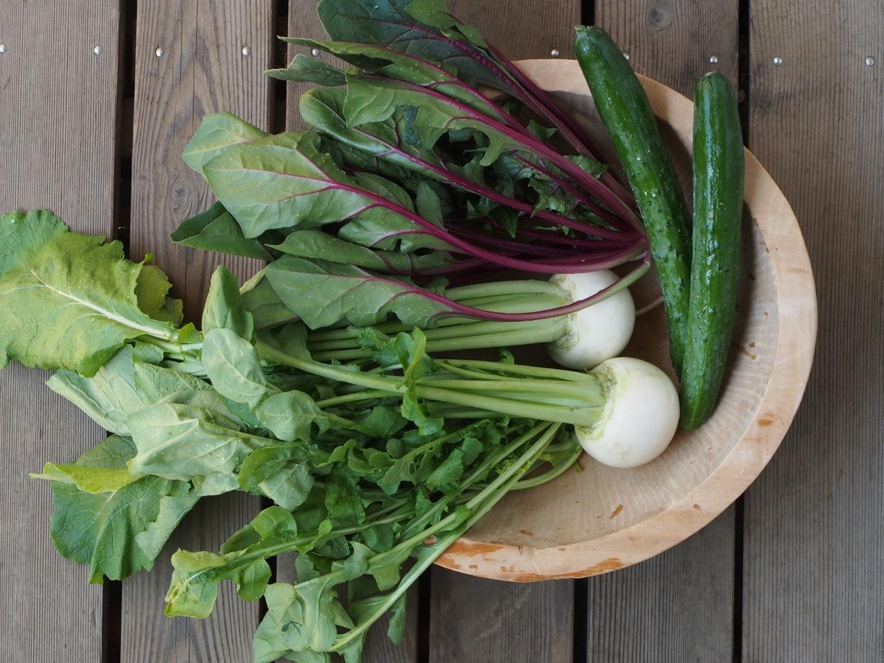 香りに特別こだわった野菜があります