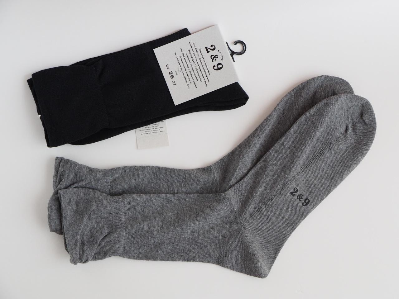 足に優しい靴下が奈良で作られています