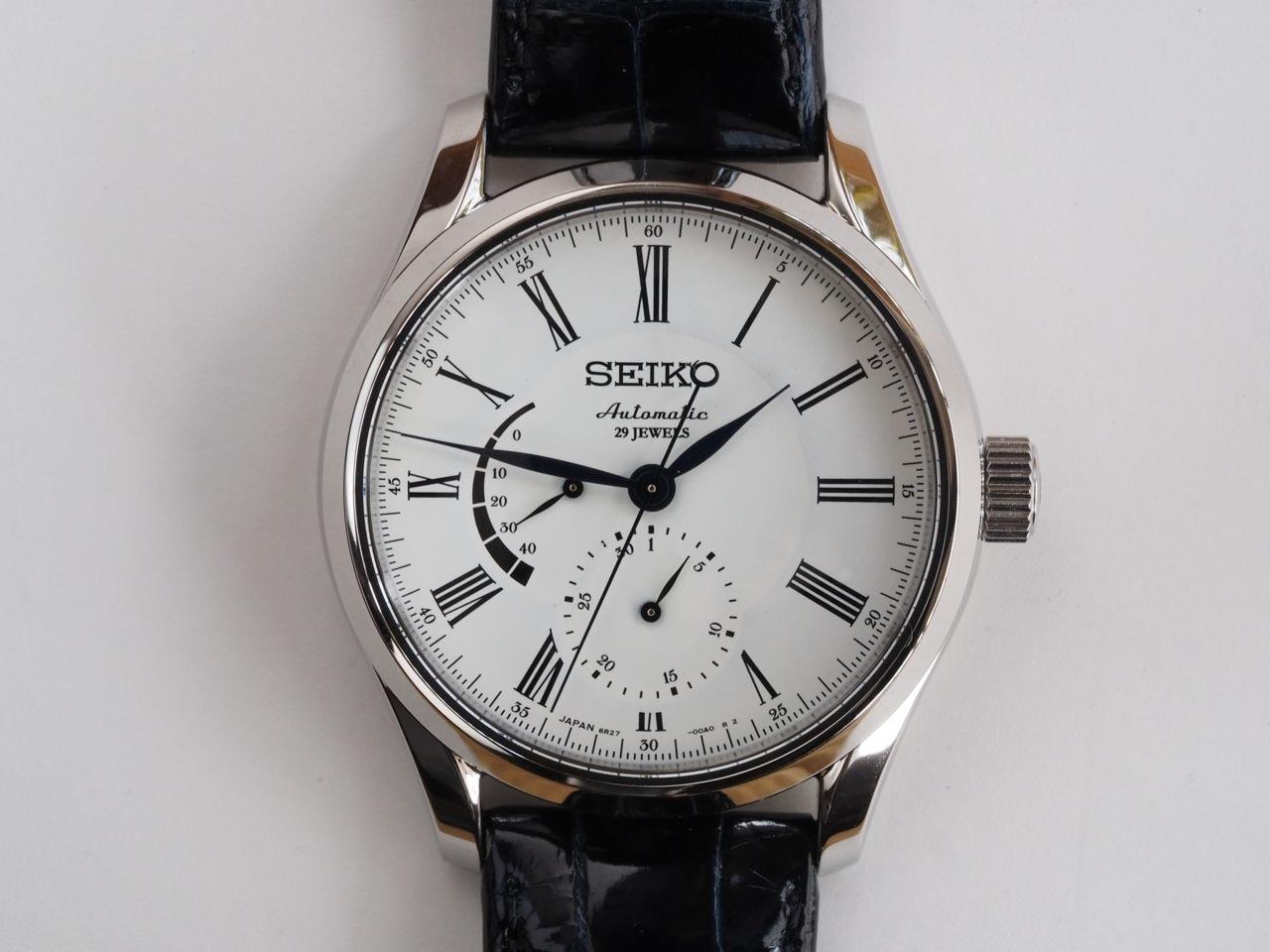 店頭に出る前に売り切れる不思議な腕時計