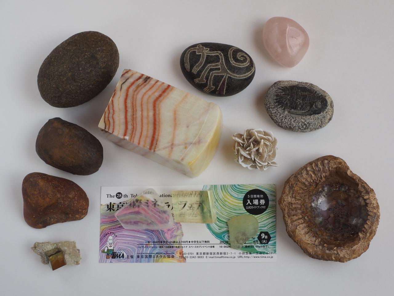 知的好奇心を刺激する鉱物界の不思議「奇石」
