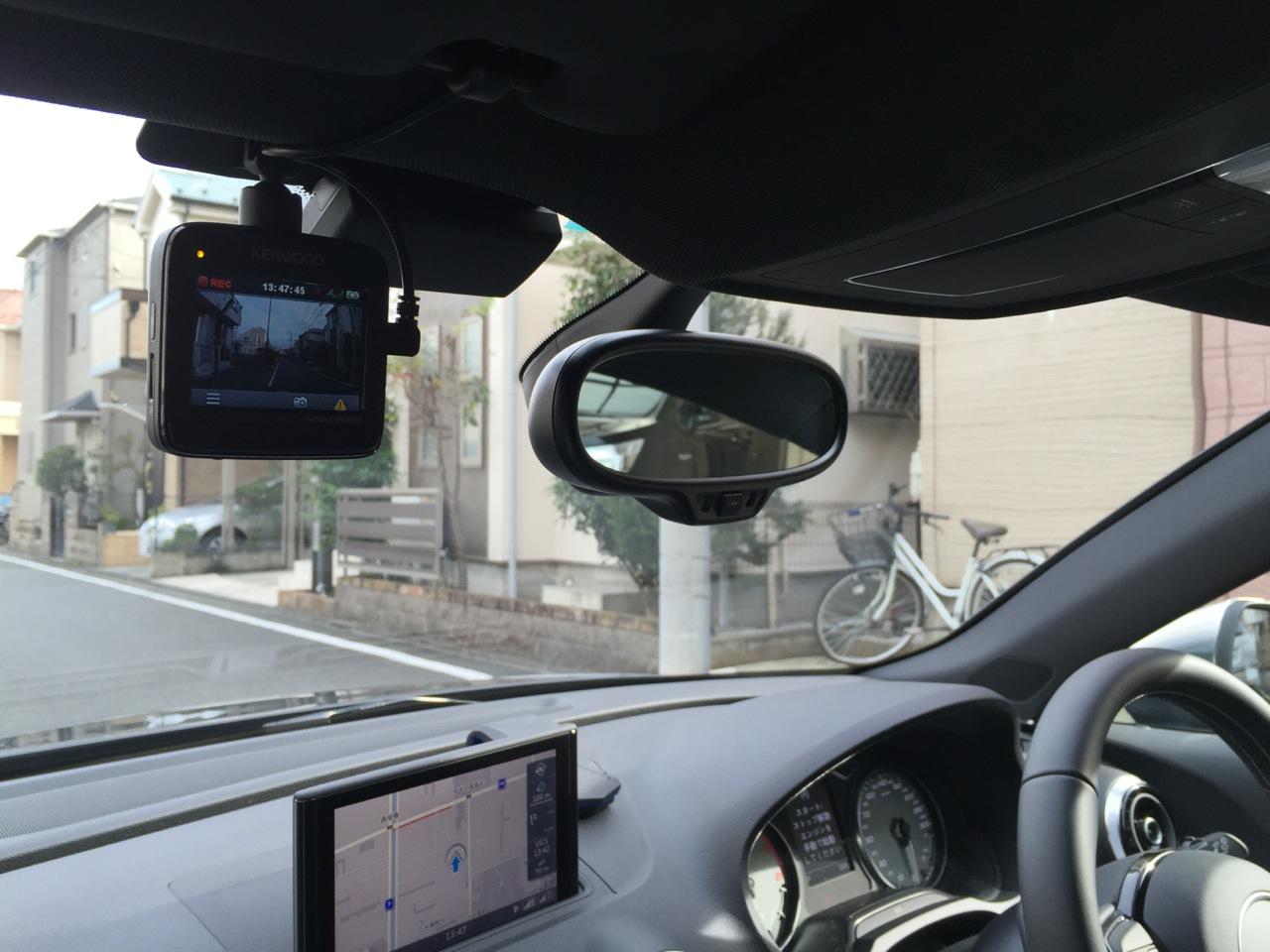簡便で優れた最新ドライブレコーダー