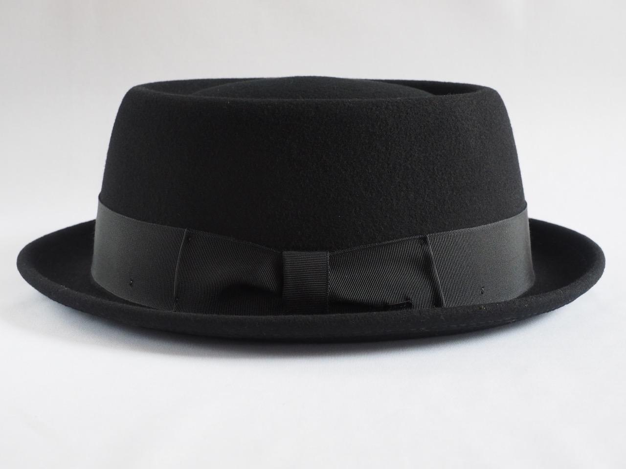 軽くて暖かいフェルトの帽子