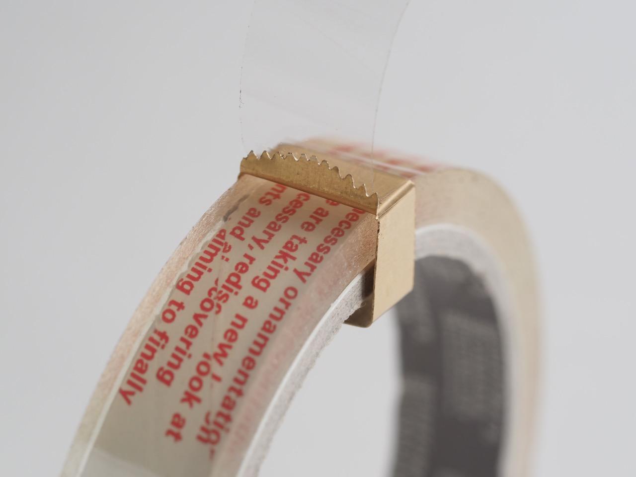 透明テープのカッター刃はこれがいいです
