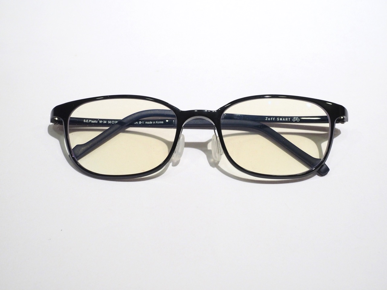 室内用メガネはブルーライトカットレンズで