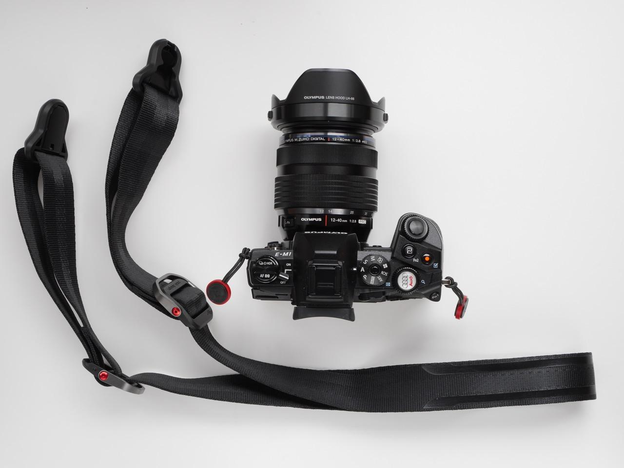 今までで一番の画期的カメラストラップ