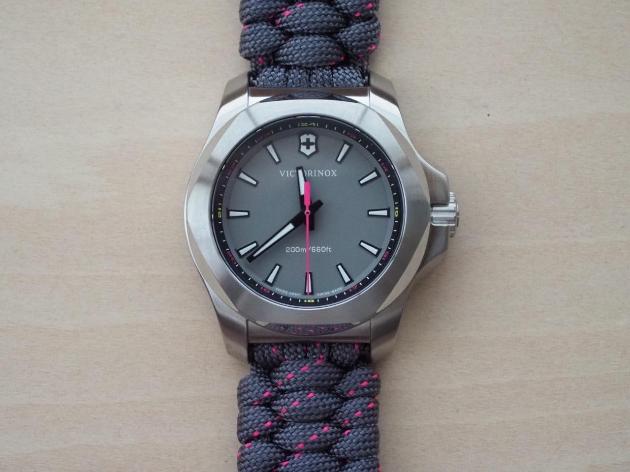 シニアの腕時計はボーイズサイズがいい