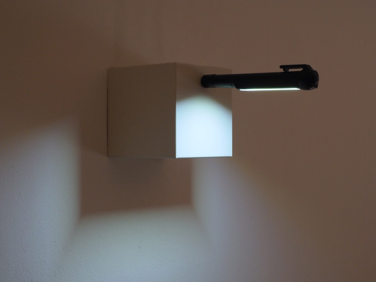 面で照らす作業ライトがバージョンアップ