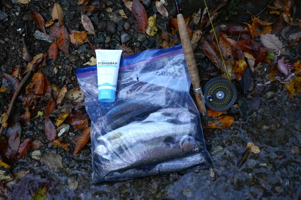 魚臭専門のハンドソープ