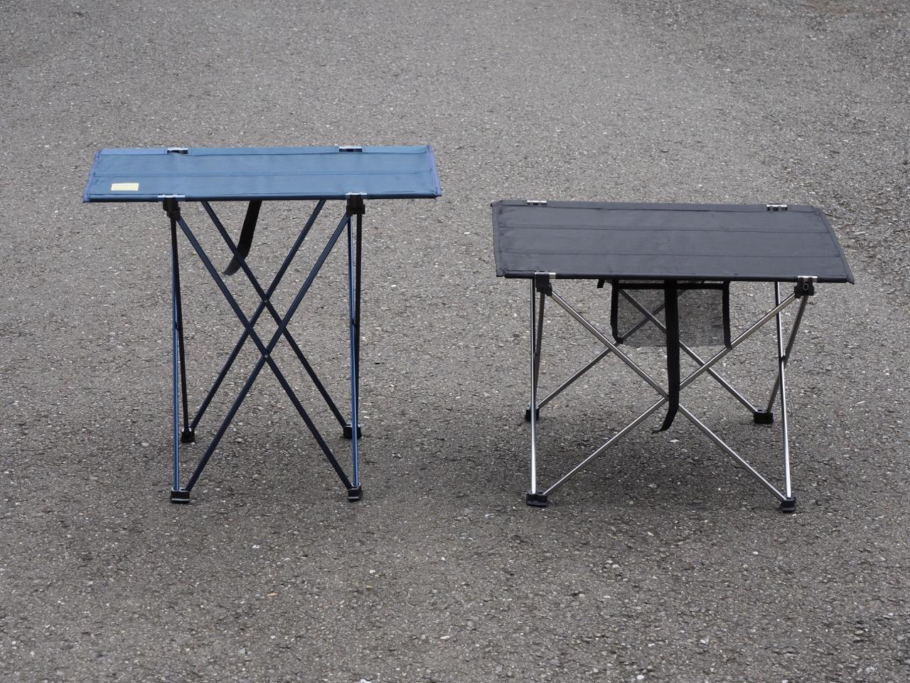 激軽で激安な折りたたみ式テーブル