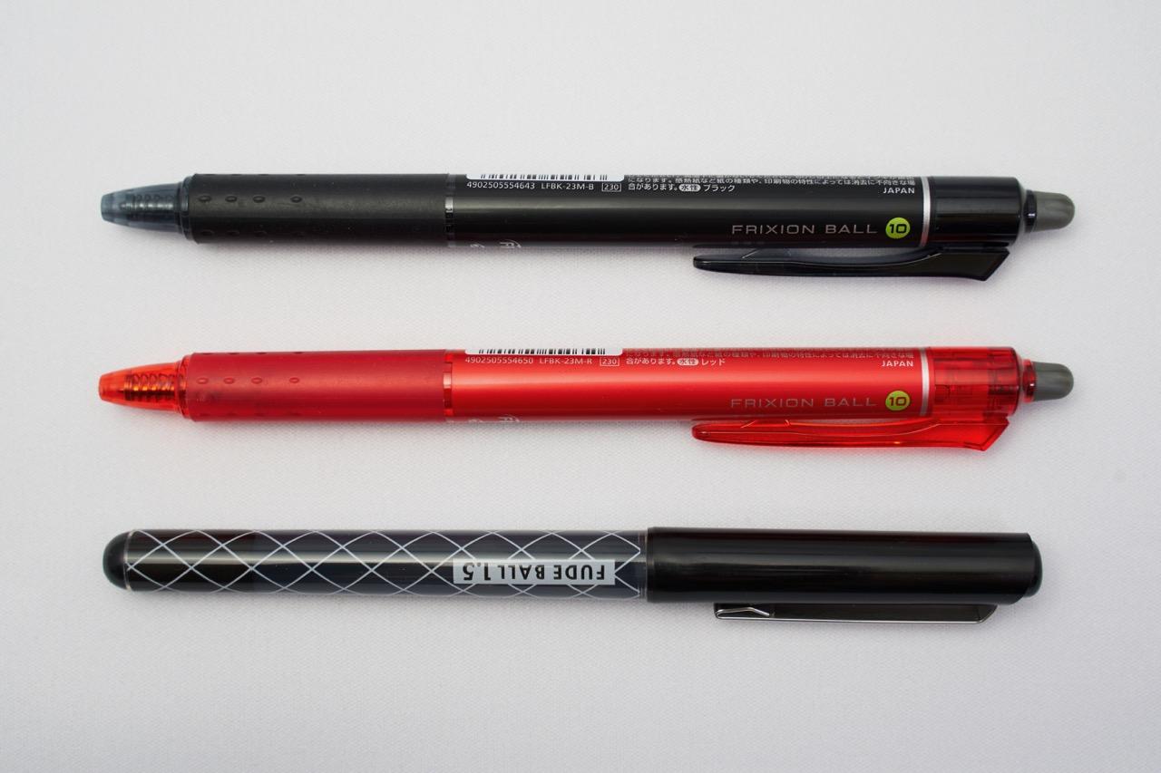 シニアに人気というボールペンとその使い方
