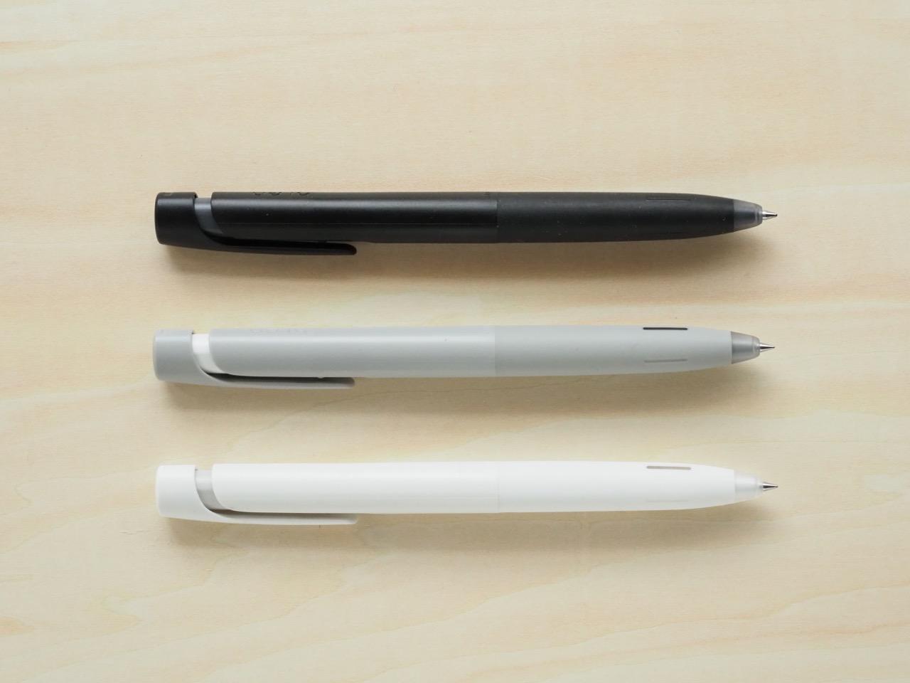 やっと登場した、周りと調和するボールペン