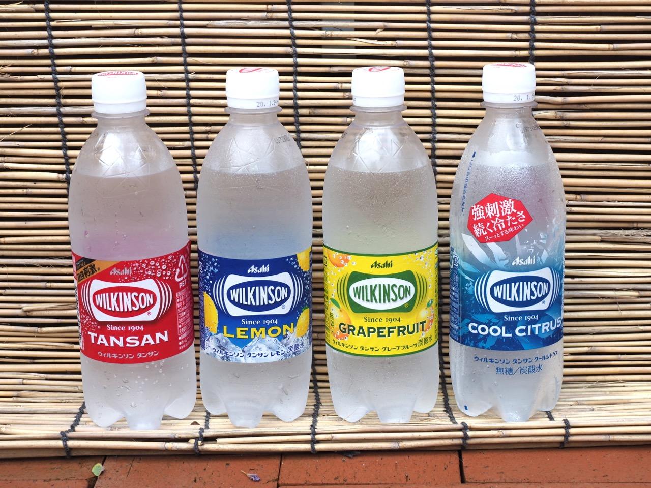 炭酸ソーダ水もバリエーションの時代