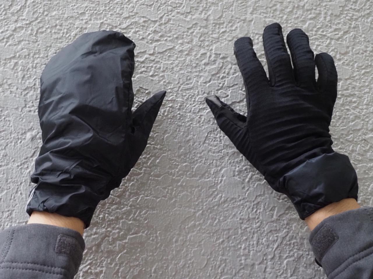 雨降りや風が吹いた時も困らない手袋